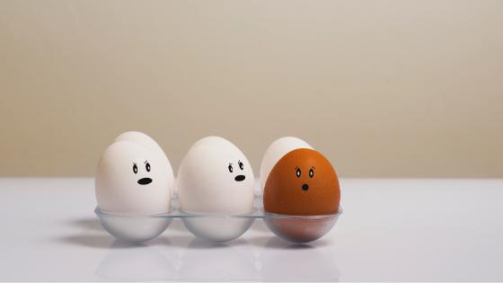 Twitter perfil huevos